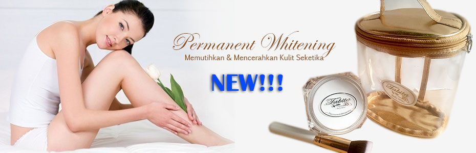 Permanent Whitening Cream